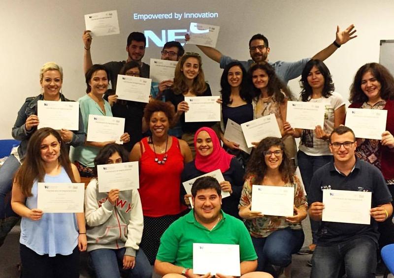 RHU brings international flavor to Lebanon's Spoken Word Poetry Scene