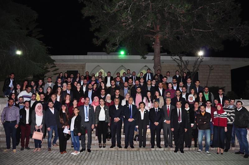Reunion 2015 in Lebanon