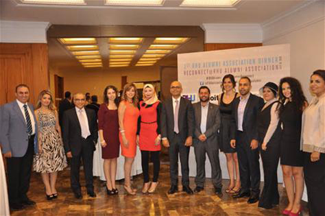 RHU Alumni Association launches its activities during its First Annual Reunion Dinner
