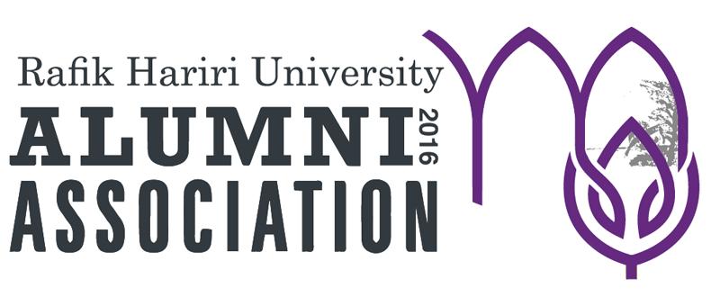 RHU Alumni Association happily announces its winning logo
