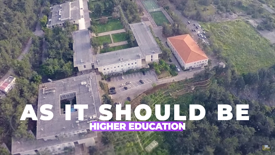 A Day in the Life of Rafik Hariri University