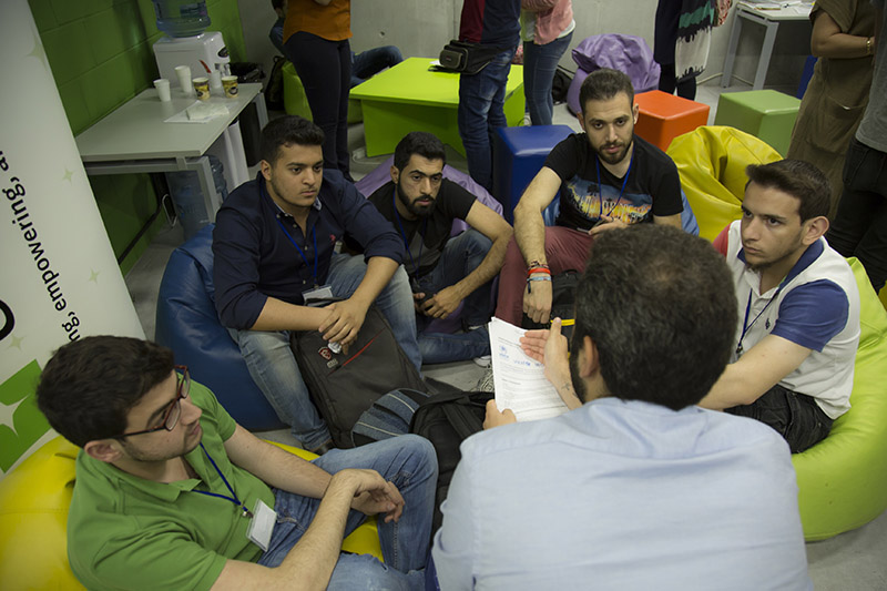 RHU team project selected by the Innovative Response Hackathon