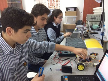 RHU STC sweeps national preparations for RHU's 4th Annual Robotics Competition