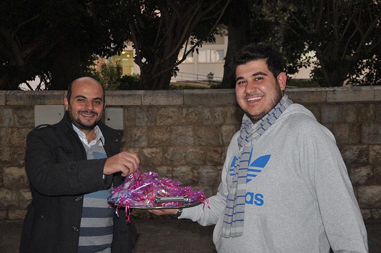 RHU Community Service Club celebrates the Prophet's birthday