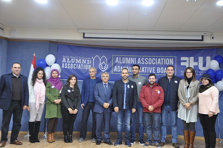 RHU Alumni Elect the First Alumni Association Administrative Board
