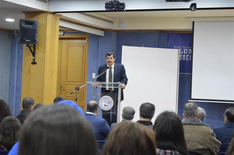 """""""Towards a Drug-Free Future"""" in a seminar at RHU"""