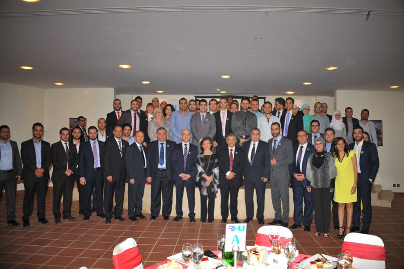 Reunion 2014 in Riyadh