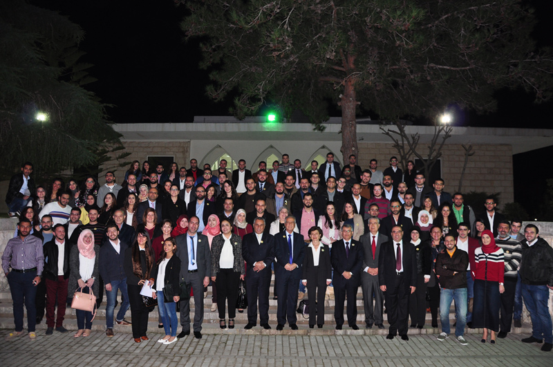 Reunion 2015 in Lebanon
