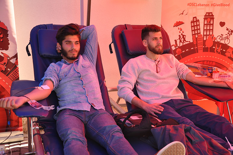 Saving more lives with RHU Blood Drive