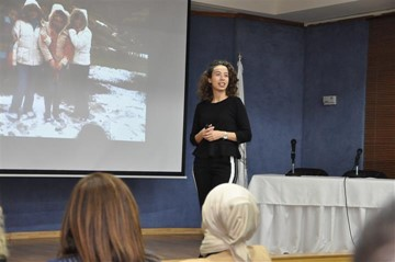 RHU alumna shares her success story