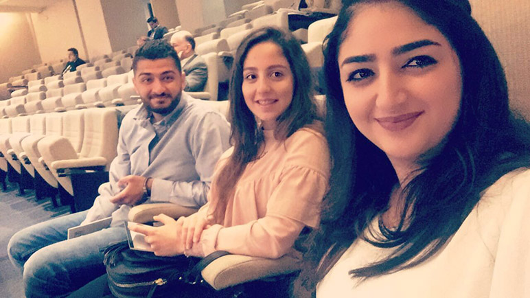 """RHU students attend the """"Audit Committee and Internal Audit"""" workshop"""