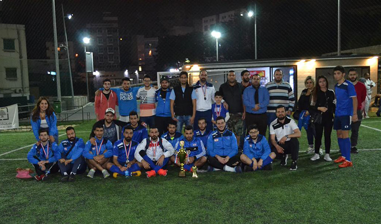RHU wins second place in the 2017 Universities Mini Football Championship; reaps best player title