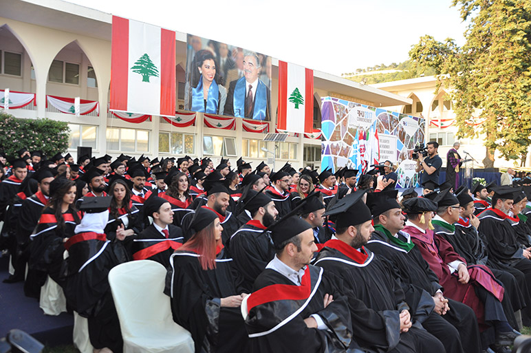 RHU celebrates its 16th Commencement Ceremony