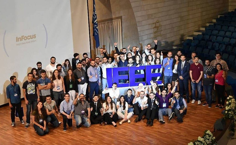 RHU actively participates in First Young Professionals Lebanon Congress 2017