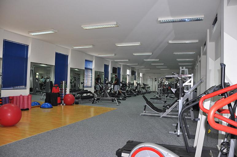 RHU boasts a new Gymnasium Facility