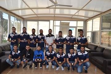 RHU honors its football team and coach