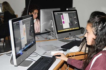 RHU conducts several workshops for high school students