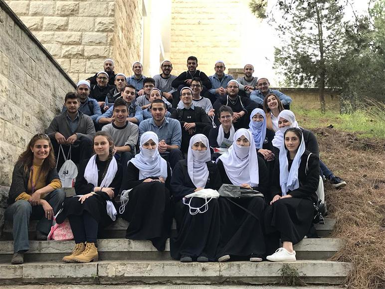 Al Ishraq School visits RHU