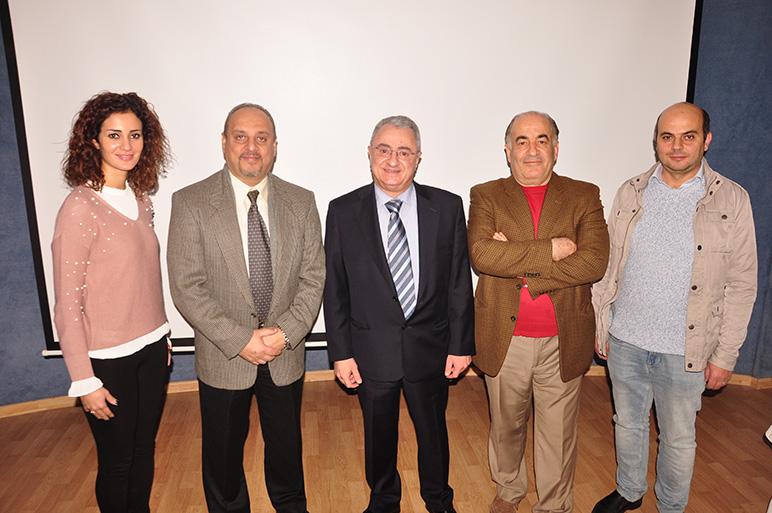 RHU hosts a seminar on the first cantilever bridge in Lebanon