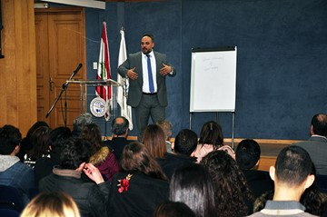 RHU runs a seminar on Personal Development and Effectiveness