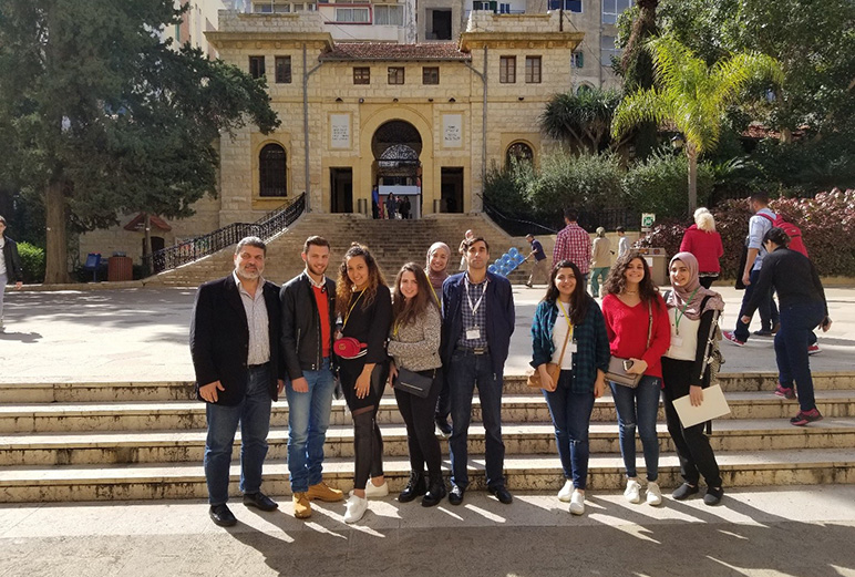RHU students attend the 4th Biomedical Engineering Winter School