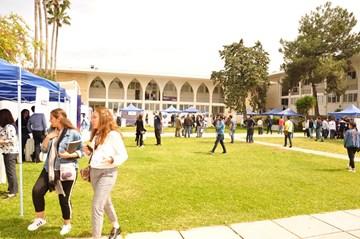 RHU alumni and students make an impression at the first annual Job Fair