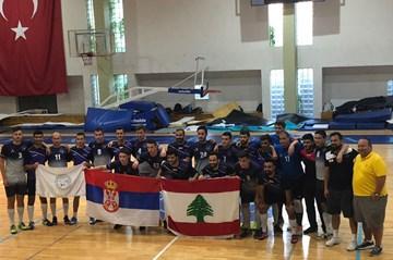 RHU futsal team is the proud second place winner of the Universities International Tournament