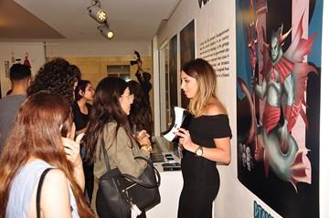 RHU holds its 8th annual Graphic Design Exhibition IMAGINARIUM