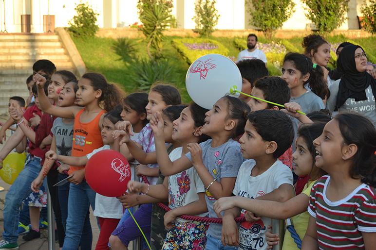 RHU hosts an iftar for orphans