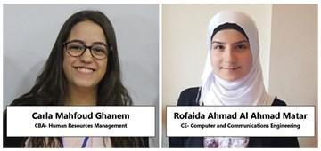 RHU announces the 2018 Nazik Rafik Hariri Graduate Studies Award Recipients