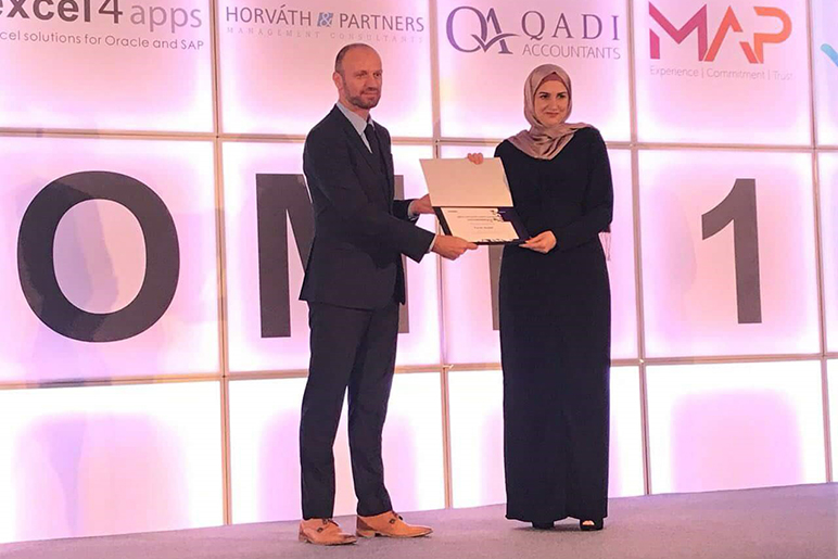 RHU alumna is a woman pioneer in the MENA financial sector