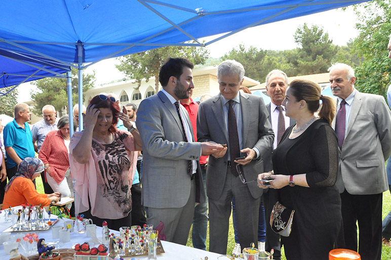"RHU ""Lebanese Heritage Day"" revives our authentic past"