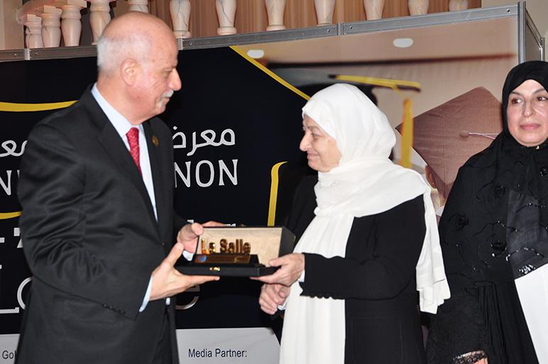 RHU at the 2018 UNIVEX Lebanon opening ceremony