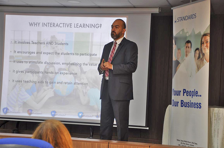 "RHU College of Arts seminar: ""Why Interactive Learning"""