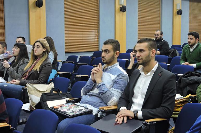 """""""Optimize your LinkedIn Profile"""" workshop at RHU"""