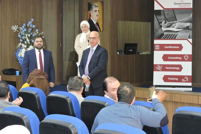 A seminar on Corporate Governance at RHU