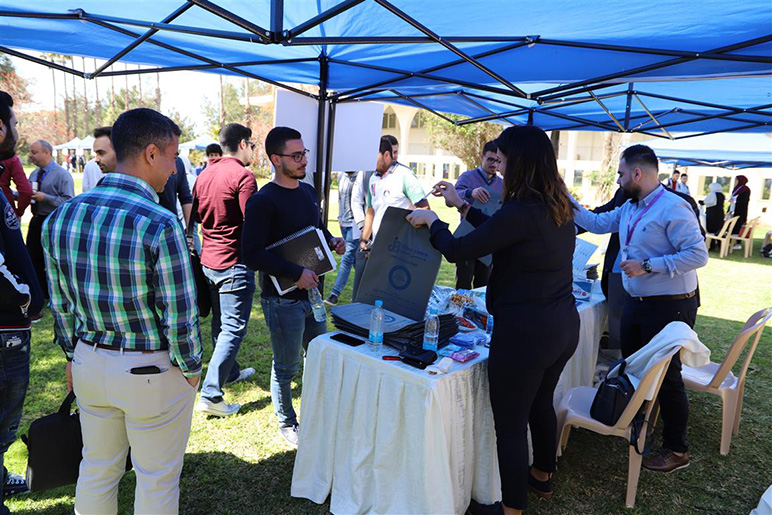 RHU second annual Job Fair bridges knowledge with opportunities