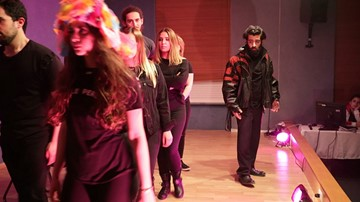 Theatre at the heart of RHU university life