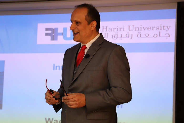 Patents-mystery unveiled in a seminar at RHU