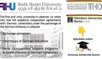 RHU makes history: Fostering first real academic cooperation with German universities