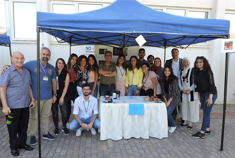 "CBA Societies recruit new members through ""One College, Diverse Societies"" event"