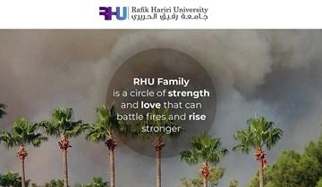 RHU miraculously escapes devastating fires in Mechref