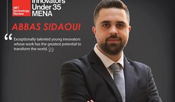 RHU CE alumnus is one of this year's Innovators Under 35 MENA