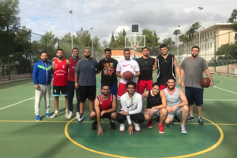 RHU concludes its mini-football and basketball 3 on 3 tournaments and announces the winners