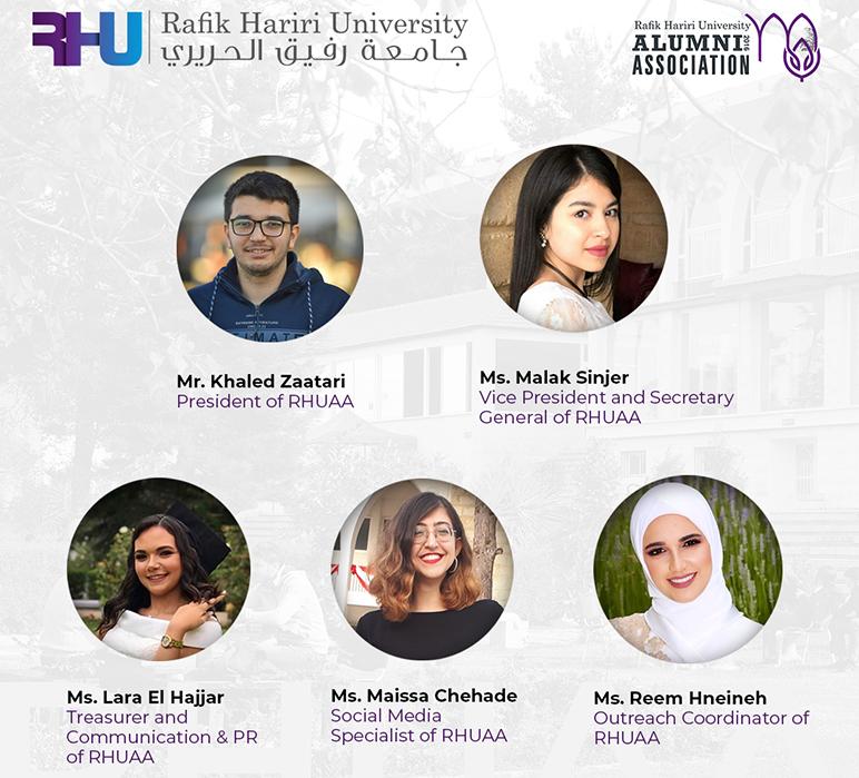 New RHU Alumni Association administrative board announced