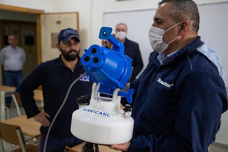 RHU to disinfect premises amid Coronavirus concerns