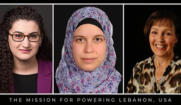Two RHU alumnae and former faculty member establish US registered  M.Powering Lebanon NGO