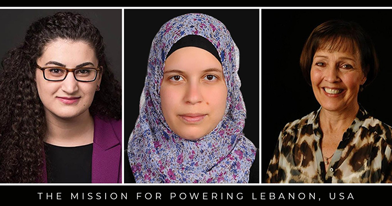 Two RHU alumnae and former faculty member establish US registered  M.Powering Lebanon NGO