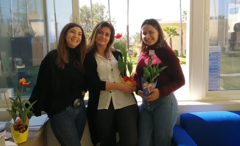 RHU celebrates Mother's Day with its staff members