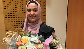 RHU alumna completes her Ph.D. in telecommunication engineering at the Université de Rennes 1